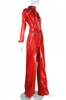 LATEX JUMPSUIT EMMA