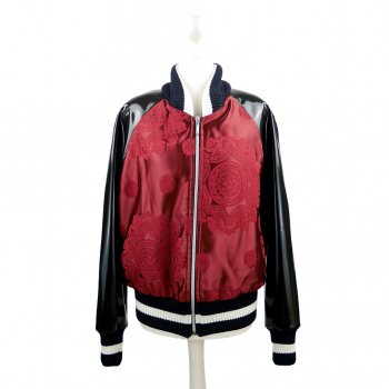 UPCYCLING-LATEX  BOMBERJACKE 600
